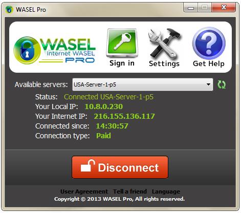 فتح المواقع المحجوبة عن طريق VPN